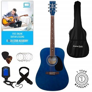 Advantages of the Best Acoustic Guitar in review and comparison