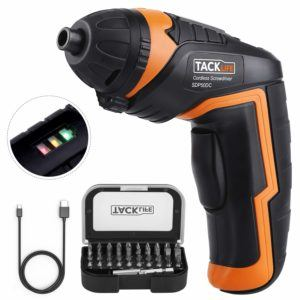 The best alternative for a Cordless drill in review and in comparison