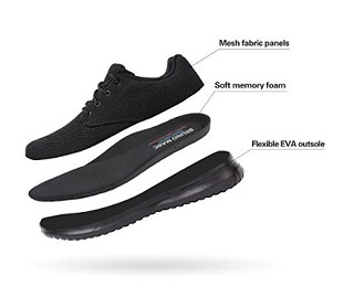 The best alternatives for a Walking Shoes for men in review and in comparison