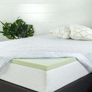 Different areas of application from a mattress topper comparison review