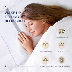 Best Down Pillow in review and comparison