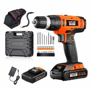 FAQ from a Cordless drill review and comparison