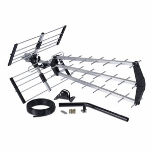 The exact Functionality of a Outdoor TV Antenna in a review and in a comparison?