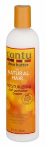 The exact Functionality of a shampoo for curly hair in a review and in a comparison?