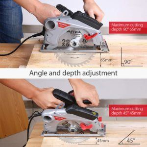 How does a Circular Saw work in a review and comparison?