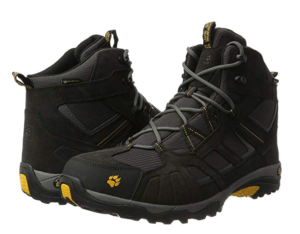 How does a hiking boots work in a review and comparison?