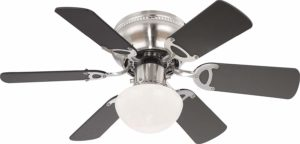 Hugger Ceiling Fans in review and comparison