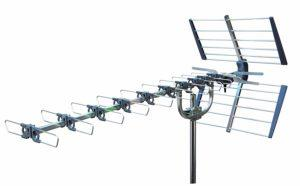 Which Outdoor TV Antenna models are there in a comparison review?