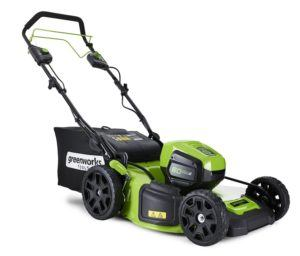 Which Riding lawn mower models are there in a comparison review?