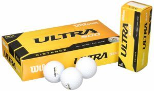 Which golf ball models are there in a comparison review?