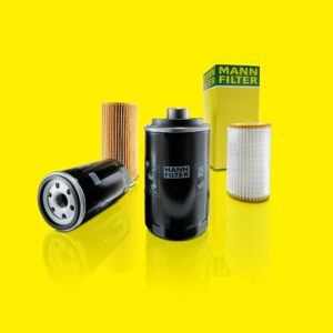What types of Oil Filter] are there in a comparison review?