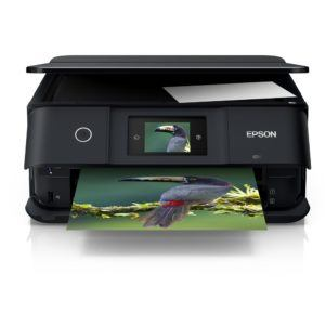 What types of photo printers are there in a comparison review?