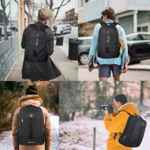 The college backpacks are compared here based on these review criteria