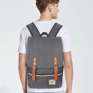 What types of college backpacks are there in a comparison review?