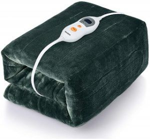 Best Basein Heated Throw Blanket Review in Detail