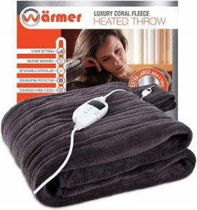 Basein Heated Throw: Reviews in review and comparison