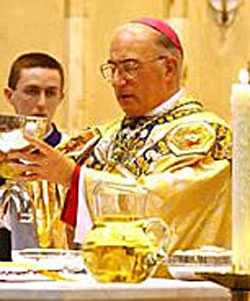 Archbishop Mario Conti has launched a campaign against gay marriage