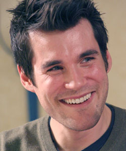 Sean Maher came out last month