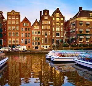 Amsterdam is a famously liberal city (Photo: Flickr user Moyan Brenn)
