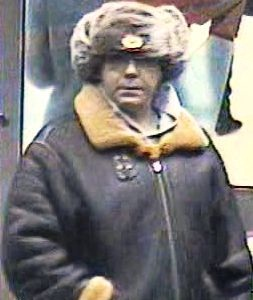 Police want to speak to this man about the incident