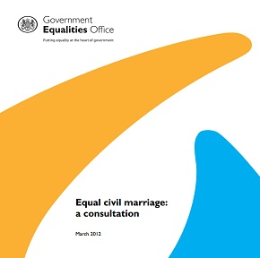 The civil marriage consultation opens today