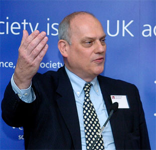 Giles Chichester is the Conservative MEP for South West England and Gibraltar