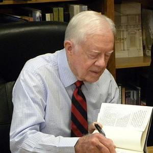 Former President Jimmy Carter has said gay people should be allowed to marry ...