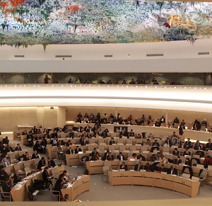 The UN Human Rights Council's panel discussion took place yesterday in Geneva (Photo: US Mission Geneva)