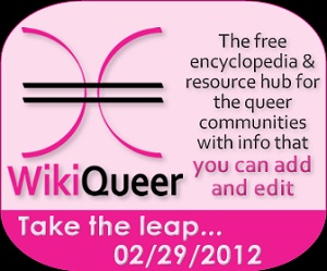 WikiQueer launches today
