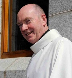 Fr McVeigh will leave the area with the understanding that he will return soon