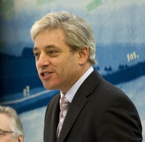John Bercow is a longstanding supporter of equality for LGBT people (Image: bizgovuk)