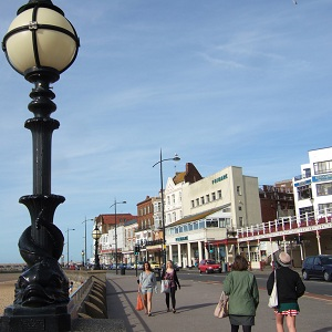 Thanet Council will be meeting in Margate to talk marriage (Photo: Ben Sutherland)