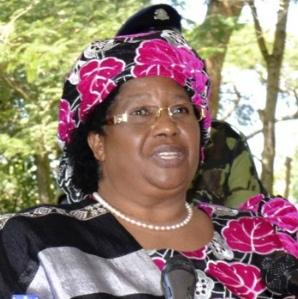 Joyce Banda is president of Malawi, often described as the 'heart of Africa' (Photo: Pan-African News Wire)