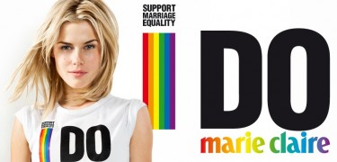 Actress Rachel Taylor fronts the campaign to legalise equal marriage in Australia