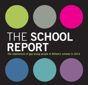 Stonewall's School Report 2012 is being launched today