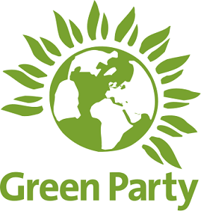 Green party logo 2012