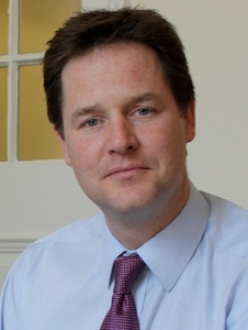 Nick Clegg said he was saddened by the news from India