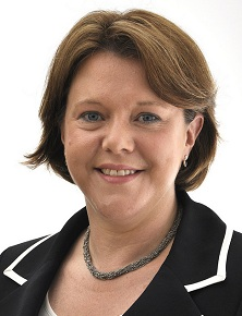 Maria Miller is the Minister for Women and Equality