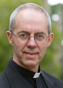 Justin Welby stated in the documents his opposition to gay couples adopting and gay sex