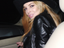 "Lindsay Lohan said her relationship with DJ Sam Ronson was ""toxic"" (Image: Twitter)"