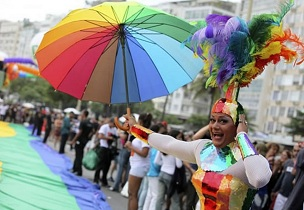 Photo: Gay Pride Brazil