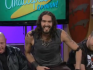 Russell Brand makes some new friends