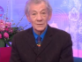 Sir Ian McKellen says that he'd like to marry in Middle Earth