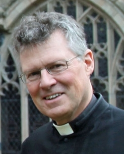Dean or Worcester, Peter Atkinson, said he fully supported the move to marriage equality (Image: CofE Worcester)