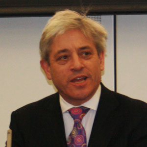 John Bercow MP spoke to attendees at a reception for the London 2018 Gay Games bid. (Image: Graham Martin eventpics.biz)