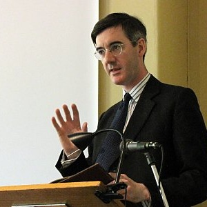 MP for North-East Somerset Jacob Rees-Mogg. (Image: news.brlsi2.org)