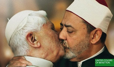 Benetton Pope ad