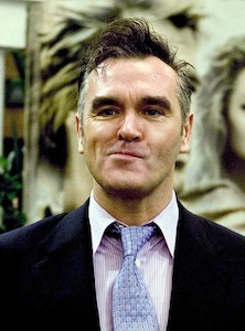 Many have speculated about Morrissey's sexuality in the past (Photo: Wiki)