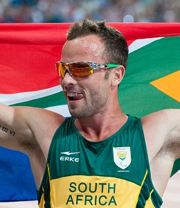 Oscar Pistorius is on trial for suspected murder (Image: David Ian Roberts Source: Flickr)