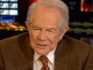 Pat Robertson asked whether lifting the ban on gay Scout Masters would allow 'predators' and 'paedophiles'